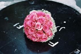 Букет, цветы, розы