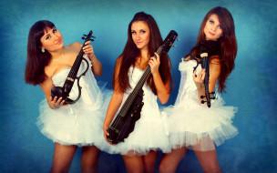взгляд, скрипка, девушка