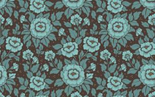 фон, vintage, pattern, retro, ornament, texture, текстура, узор, орнамент