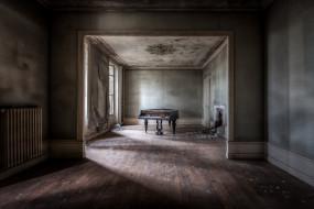 рояль, помещение
