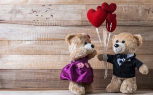 разное, игрушки, cute, wood, love, heart, любовь, gift, romantic, valentine's, day, bear, медведь, teddy, red, игрушка, сердце, сердечки