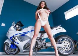 эротика, девушки и мотоциклы, мотоциклы, девушки