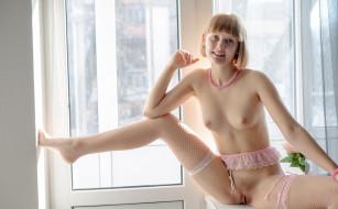 xxx, модель, голая, поза, красотка, взгляд, mak, девушка, грудь, фон