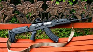 оружие, Калашников, кастом, Custom, тюнинг, АКМ, weapon, автомат, 7 62, AKM, assault Rifle, штурмовая винтовка, Калаш