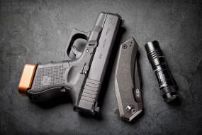 glock 26, оружие, пистолеты, ствол