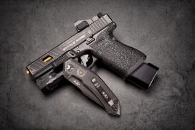 battle born glock, оружие, пистолеты, ствол
