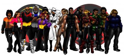 униформа, взгляд, фон, мужчины, девушки