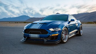 2018, купе, тюнинг, mustang, shelby, wide body, super snake