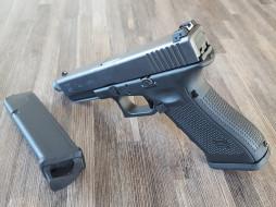 g17 magpul, оружие, пистолеты, ствол
