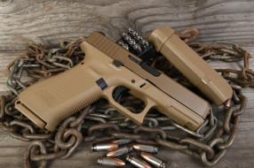 glock g19x, оружие, пистолеты, ствол