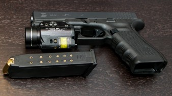 glock 22, оружие, пистолеты, ствол