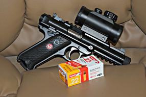 Ruger MK IV обои для рабочего стола 2048x1365 ruger mk iv, оружие, пистолеты, ствол