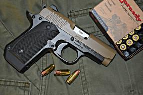 kimber micro 9 g10 grips, оружие, пистолеты, ствол