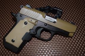 kimber micro 9, оружие, пистолеты, ствол