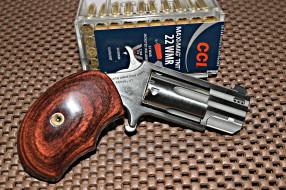 naa pug 22 mag, оружие, револьверы, ствол