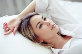 Кристина Ляпустина, Девушка, модель