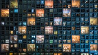 архитектура, город, дом, Tokyo