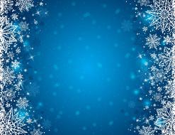 зима, фон, snowflakes, winter, background, снежинки