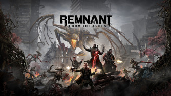 Remnant, From the Ashes, action, шутер