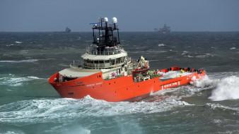 grampian, спасательное судно, dynasty, море