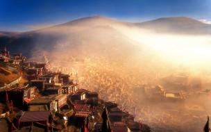 seda monastery, буддизм, тибет, азия, сертар, kham tibet, sertar, монастырь, asia