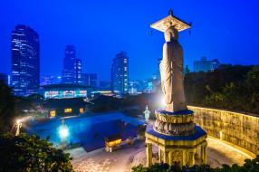 seou, города, сеул , южная корея, простор