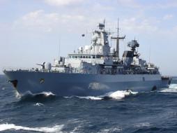 fregatte bayern, фрегат, f217, бранденбург klasse, корабль