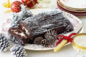 праздничные, угощения, пирог
