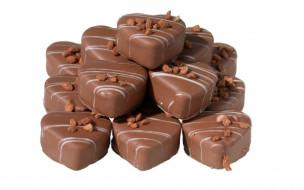 конфеты, шоколадные, горка