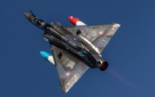 dassault mirage iii, авиация, боевые самолёты, военный, самолет, небо, бомбандировщик