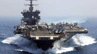 cvn-65, uss enterprise, энтерпрайз, атомный, ударный авианосец, вмс сша