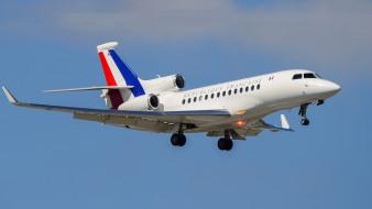 dassault falcon 7x, авиация, пассажирские самолёты, авиалайнер