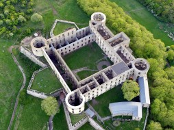 borgholm castle, города, замки швеции, borgholm, castle