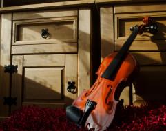 музыка, -музыкальные инструменты, скрипка, мебель