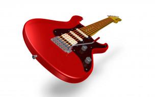 музыка, -музыкальные инструменты, гитара, белый, фон