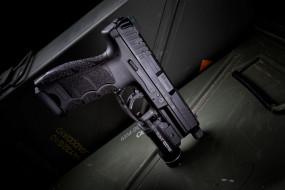 hk vp9 tactical, оружие, пистолеты, ствол