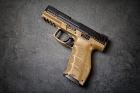 hk vp9 fdel, оружие, пистолеты, ствол