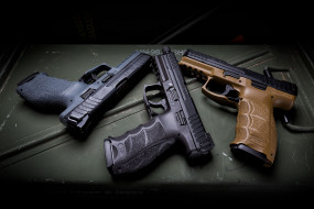 hk vp9 fde, оружие, пистолеты, ствол