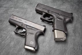 glock 43 & 26 taran tactical, оружие, пистолеты, ствол