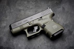 Glock 26 обои для рабочего стола 2048x1366 glock 26, оружие, пистолеты, ствол