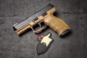 h&k vp9, оружие, пистолеты, ствол