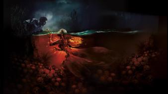 Русалка, Озеро мертвых, ужасы