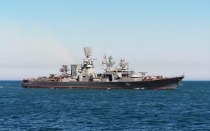 черноморский флот, бпк керчь, большой противолодочный корабль, проект 1134б