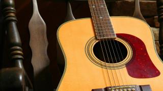 дека, гитара