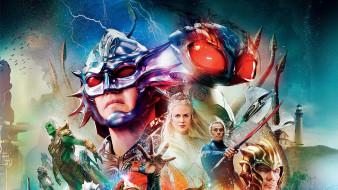 action, фентези, приключение, Aquaman