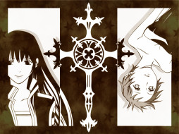 аниме,  gray-man, экзорцист, lenalee, lee, девушка
