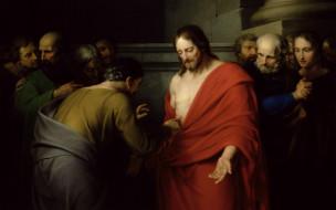 Воскрешение Христа, картина, религия, мифология