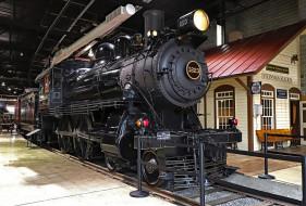 локомотив, состав
