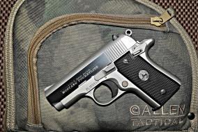 colt mustang pocketlite 380, оружие, пистолеты, ствол
