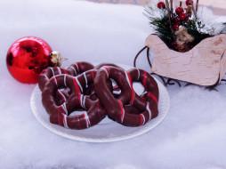 праздничные, угощения, бретцели, шарик